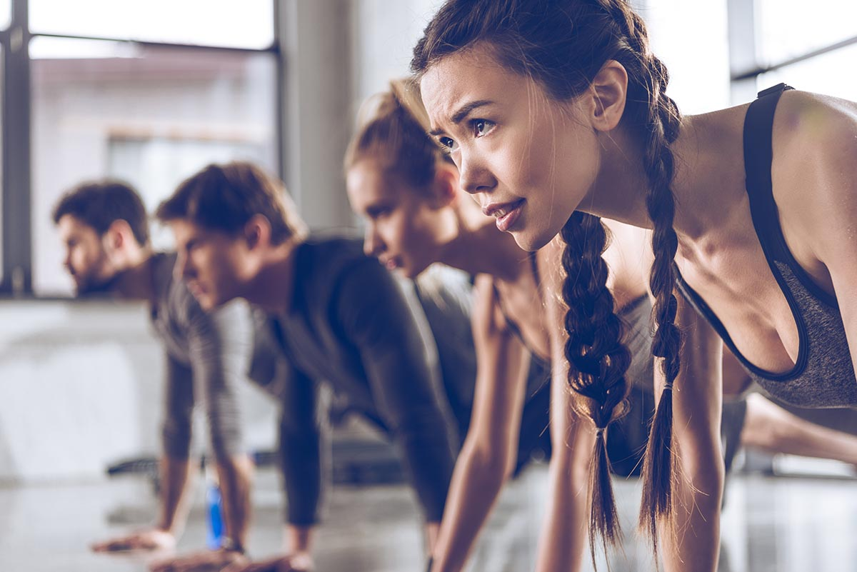 5 Advantages of Small Group Fitness Training